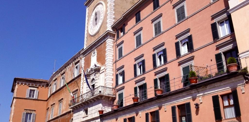 facciata piazza del papa DEMO