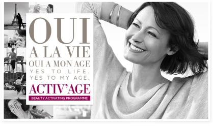 Activ'Age, il programma per la pelle matura